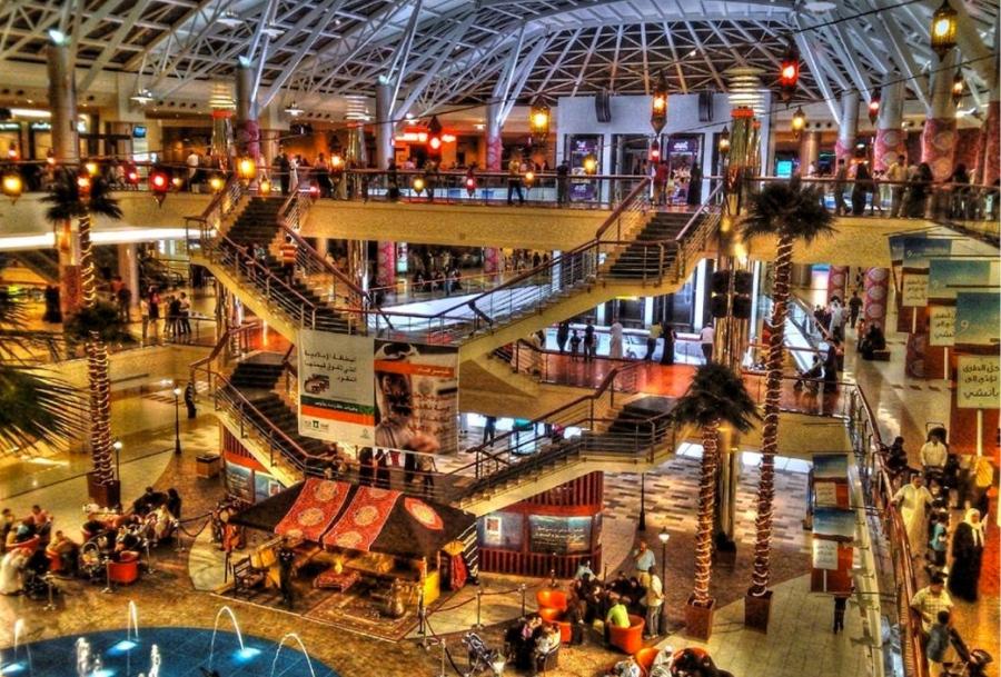 Visiting Jeddah's Malls